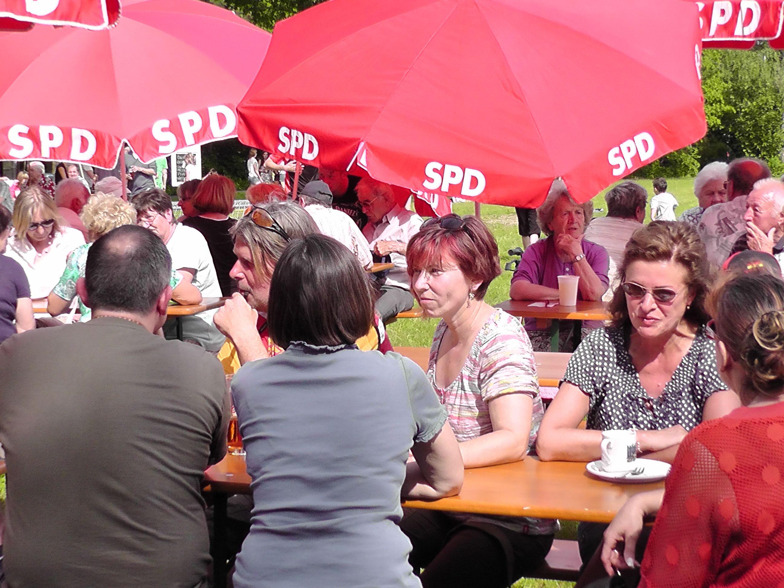 Stadtteilfest Siedlungen Süd 2013